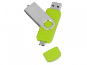 USB/micro USB-флешка на 16 Гб «Квебек OTG» - 6201