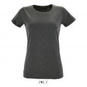 Фуфайка (футболка) REGENT FIT, женская - 02758